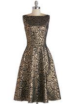 Radiant Roses Dress